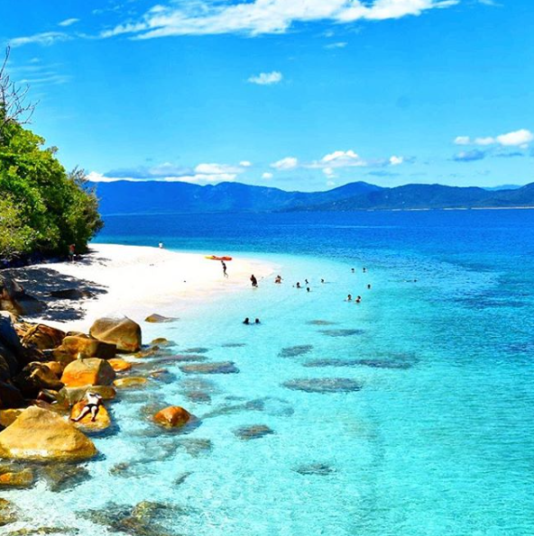 Island Beach People: The Best Instagram Locations In Cairns