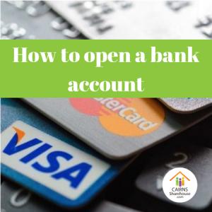 How to open an Australian bank account ?