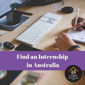 Find an Internship in Australia