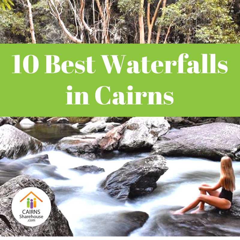 Best Waterfalls in Cairns