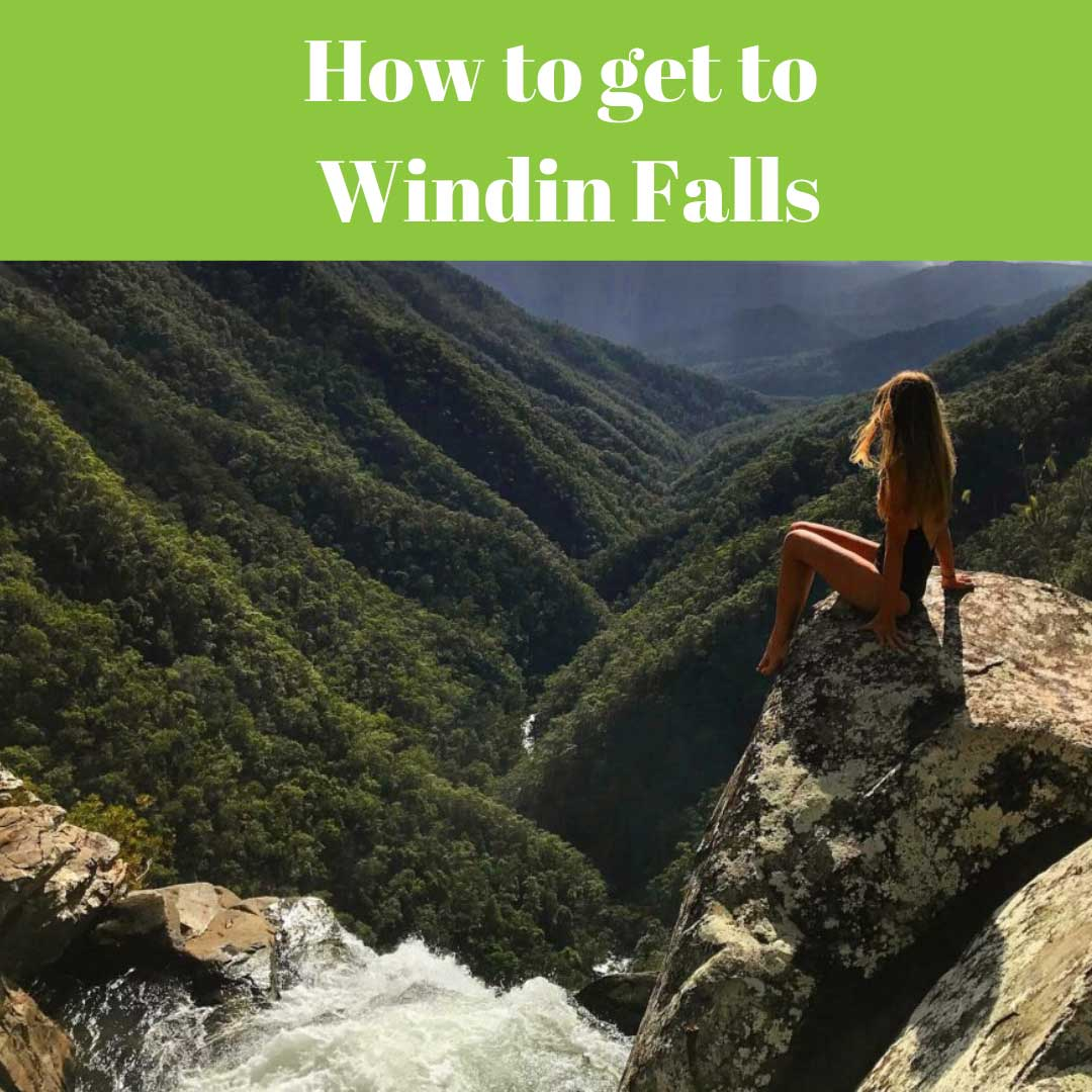 How to get to Windin Falls and is it worth it?