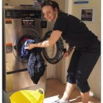 Huge 10 kg washing machine (coin operated)